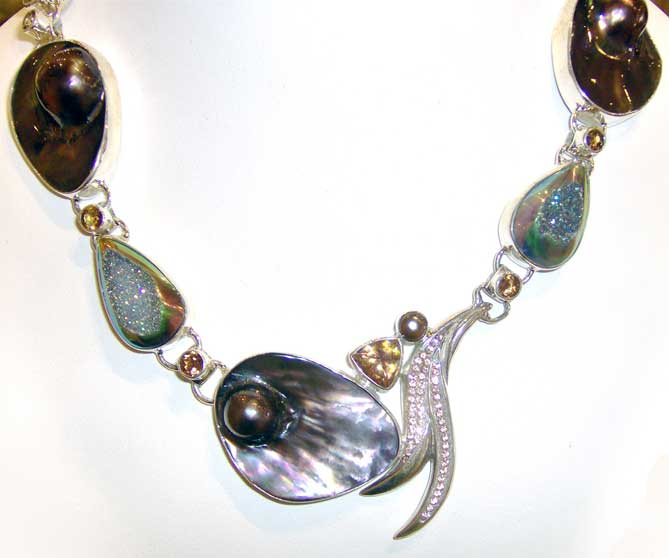 Necklace by Starborn Creations